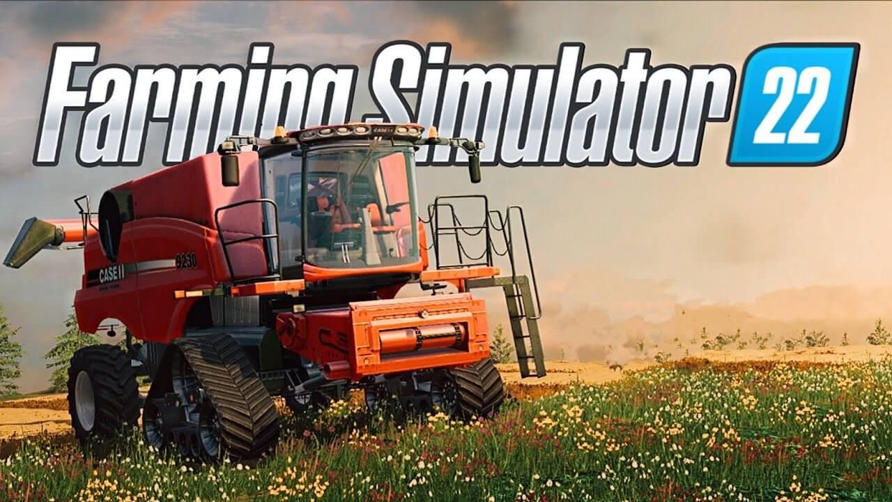 Farming Simulator 22 ganha data de lançamento para Novembro