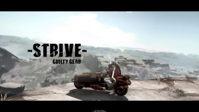 Foto de Análise: Guilty Gear Strive é o jogo de luta com maior refino da história