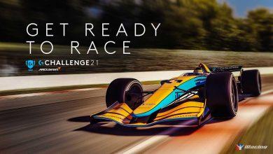 Foto de Edição 2021 do Logitech McLaren G Challenge