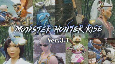 Foto de Monster Hunter Rise receberá atualização 3.1