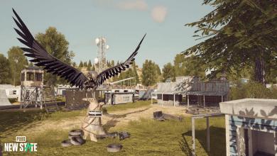 Foto de Gameplay e mapas de PUBG: NEW STATE