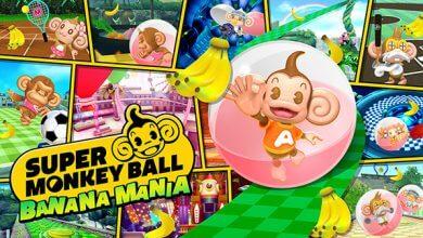 Foto de Super Monkey Ball: Banana Mania é anunciado