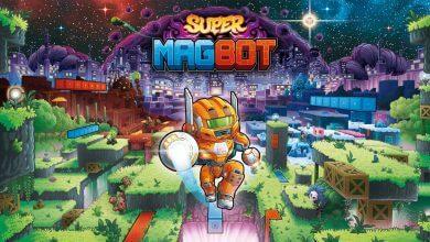 Foto de Análise: Super Magbot é desafiador e cheio de mecânicas!