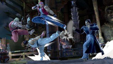 Foto de Kazuya Mishima chega a Super Smash Bros Ultimate!