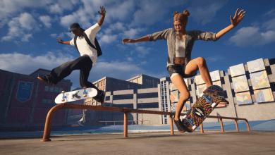Foto de Tony Hawk's Pro Skater 1+2 é lançado para Nintendo Switch