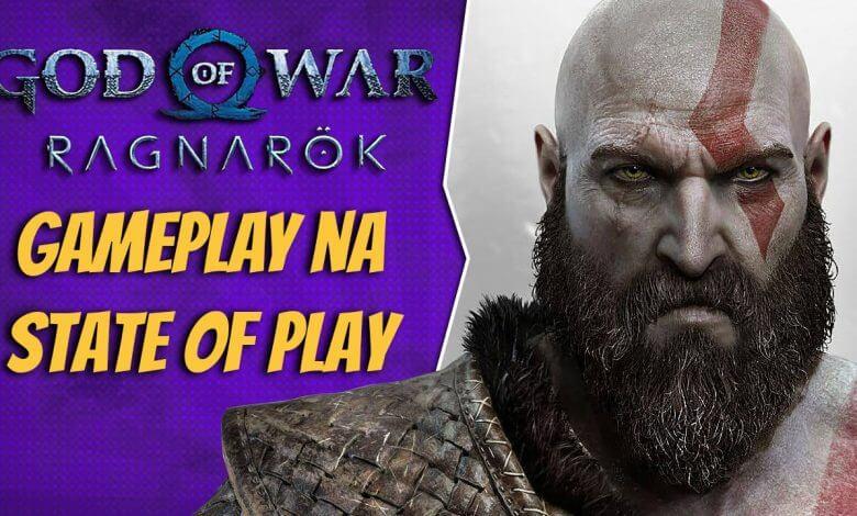 Trailer God of War Ragnarok State of Play