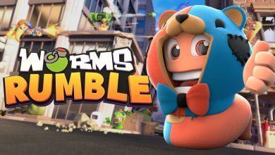 Foto de Worms Rumble ganha data de lançamento para Nintendo Switch