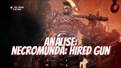 Foto de Análise: Necromunda: Hired Gun não é um Doom