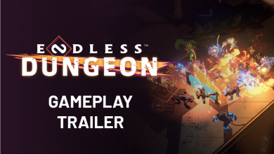 Foto de Endless Dungeon revela primeiro trailer de gameplay