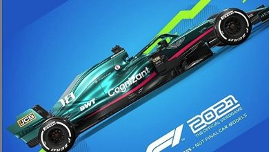Foto de F1 2021 se prepara para a nova geração