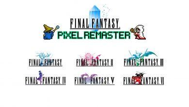 Foto de Final Fantasy Pixel Remaster anunciado para Mobiles e PC