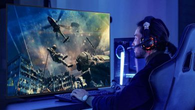 Foto de LG OLED TV 48C1, a TV OLED gamer perfeita