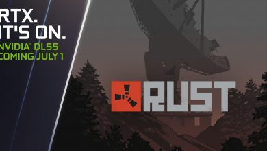 Foto de NVIDIA anuncia a chegada da tecnologia DLSS a Rust