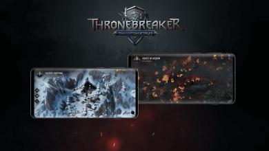 Foto de The Witcher Tales: Thronebreaker já está disponível para Android