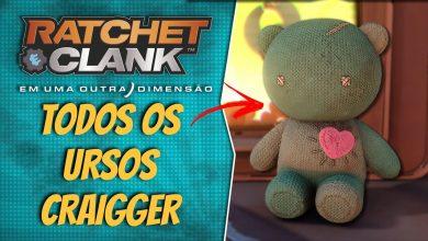 Foto de Guia completo dos Ursos Craigger em Ratchet and Clank: Em Uma Outra Dimensão