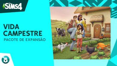 Foto de Viva a melhor vida no campo com o pacote de expansão The Sims 4 Vida Campestre
