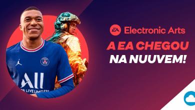 Foto de EA é a nova parceira oficial da Nuuvem