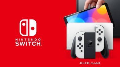 Foto de Novo Switch OLED anunciado, veja data