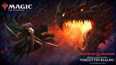 Foto de Magic: The Gathering: Coleção baseada em D&D é lançada
