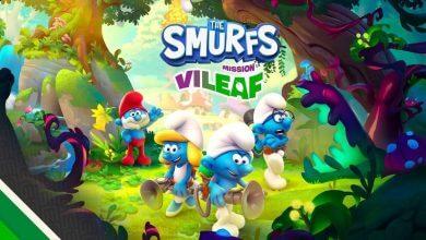 Foto de The Smurfs: Mission Vileaf recebe novo trailer!