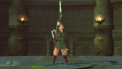 Foto de The Legend of Zelda: Skyward Sword HD ganha um trailer