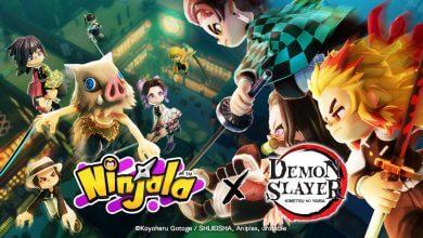 Foto de Ninjala vai receber personagens de Demon Slayer: Kimetsu no Yaba