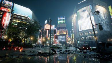 Foto de Ghostwire: Tokyo é adiado para 2022