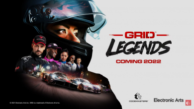 Foto de Torne-se uma lenda das corridas em GRID Legends, previsto para 2022