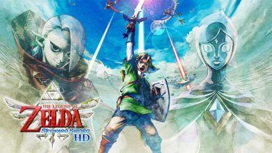 Foto de Análise: The Legend of Zelda: Skyward Sword HD