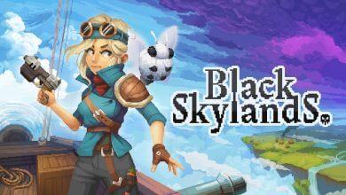 Foto de Preview: Black Skylands, navegando pelos céus