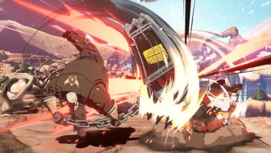 Foto de Arc System revelou o novo personagem de Guilty Gear Strive