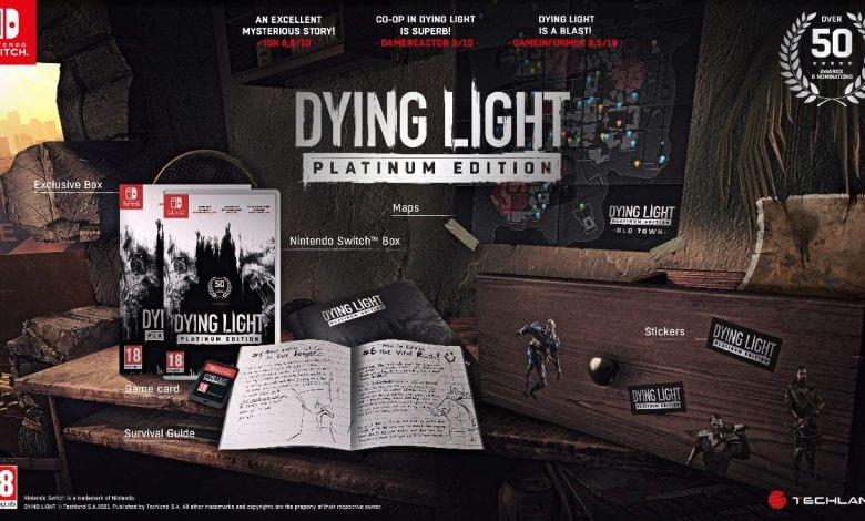 Foto de Dying Light para Nintendo Switch tem data de lançamento e gameplay revelados