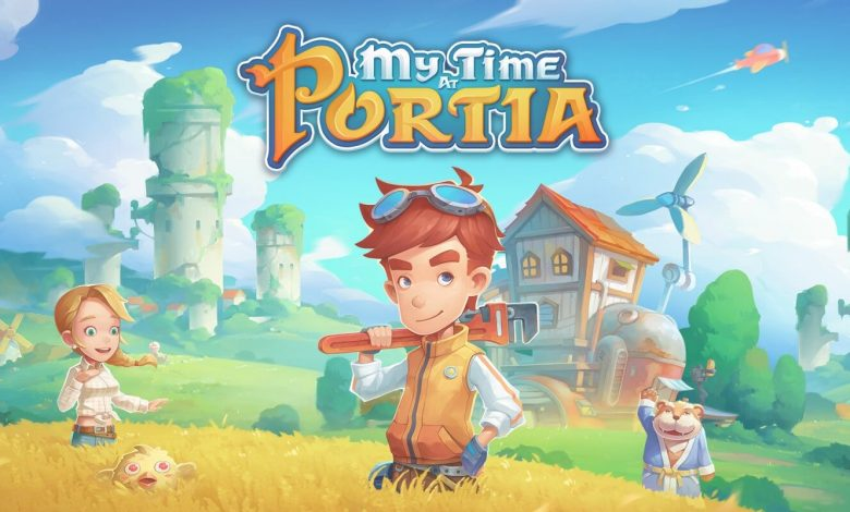 Análise My Time At Portia