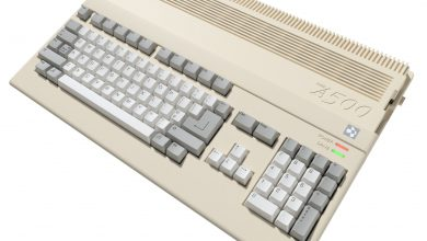 Foto de THEA500 Mini anunciado com 25 clássicos de Amiga
