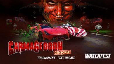 Foto de Anunciada a colaboração Wreckfest x Carmageddon