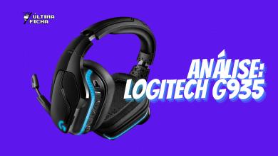 Foto de Análise: Logitech G935 em 2021, vale?