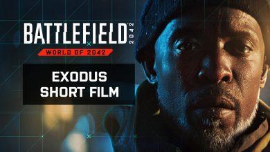 """Foto de EA e Dice lançam """"Êxodo"""", curta de Battlefield 2042"""