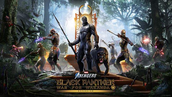 War for Wakanda
