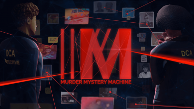 Foto de Análise: Murder Mystery Machine