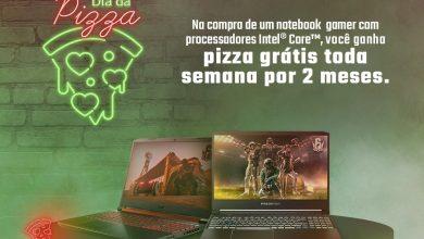 Foto de Acer dará pizza grátis na compra de notebooks gamers