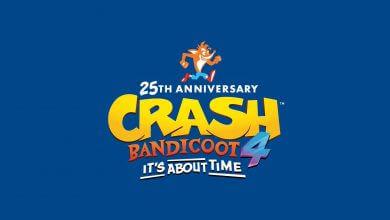 Foto de Crash Bandicoot recebe vídeo celebrando o 25° aniversário!