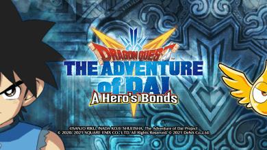 Foto de DRAGON QUEST The Adventure Of Dai: A Hero's Bonds chegará aos celulares em 2021