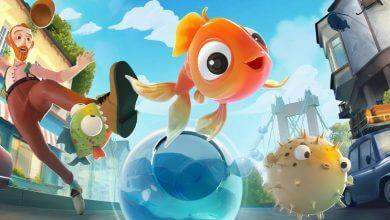Foto de Análise: I Am Fish é mistura de Procurando Nemo com Dark Souls