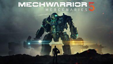 Foto de MechWarrior 5 Mercenaries chega agora em setembro
