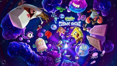 Foto de SpongeBob SquarePants: The Cosmic Shake anunciado