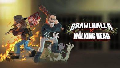 Foto de Negan e Maggie de The Walking Dead vão sacudir Brawlhalla a partir de 22 de setembro