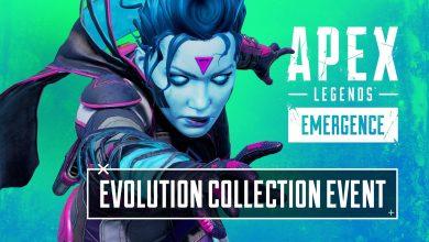 Foto de Evolução, novo Evento de Coleção de Apex Legends
