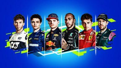 Foto de Atualização da temporada 2021 para F1 Mobile Racing chegou