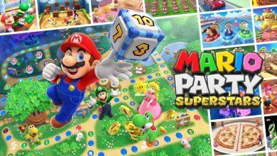 Foto de Mario Party Superstars revela o retorno de fases clássicas