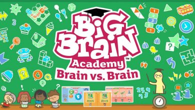 Foto de Big Brain Academy: Brain vs. Brain é anunciado para Switch